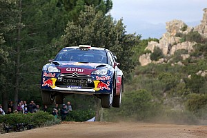 More lessons learned by Thierry Neuville in Italy