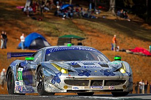 ALMS Race report Extreme Speed Motorsports scores GT win at Petit Le Mans