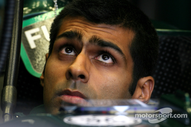 'No regrets' after Chandhok's short F1 career