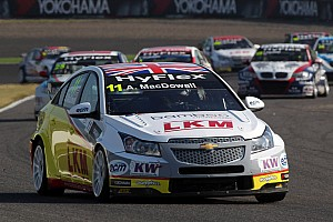 WTCC Race report Suzuka - Second independents win of season for WTCC MacDowall