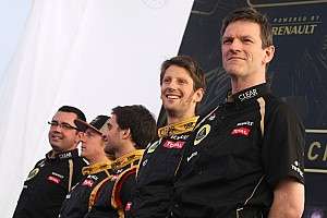 Formula 1 Preview Lotus F1 Team previews the seventeenth race weekend of the 2012 Formula 1 season