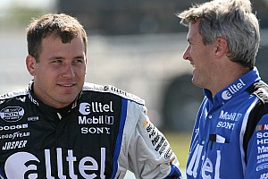Matt Borland happy be back with Ryan Newman