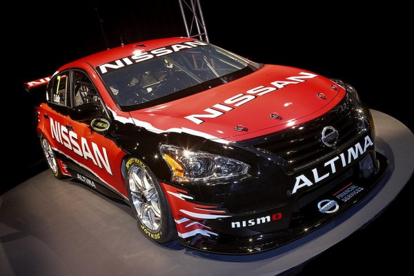 Nissan and Kelly Racing look forward to 2013 with launch of Nissan Altima