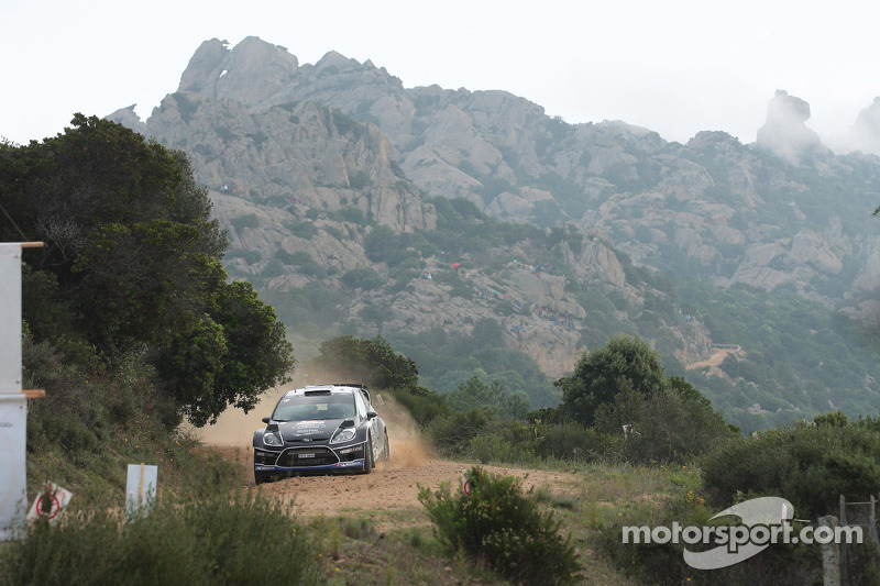 M-Sport Ford adds Powell to Rally de España