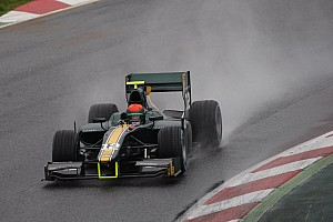 GP2 Testing report Rossi tops Day 2 in Barcelona testing