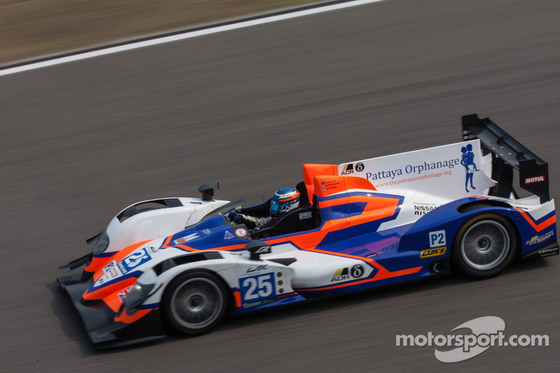 Beche earns LM P2 fastest lap and victory at Shanghai