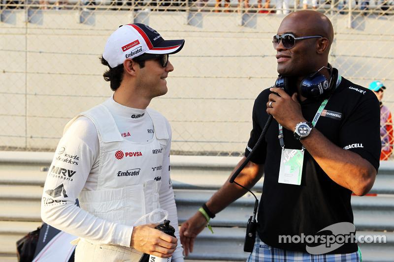 Senna denies worrying about F1 future