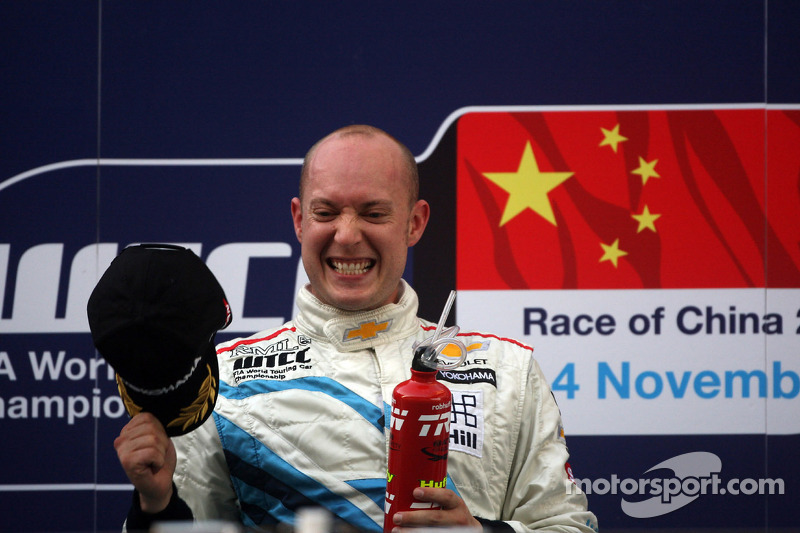 Two doubles for Chevrolet in China