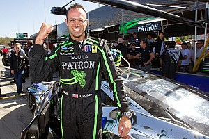 ALMS Breaking news Guy Cosmo confirms return to Extreme Speed Motorsports for 2013