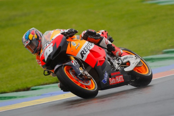 Pedrosa takes final pole of the year in qualifying for Valencia GP