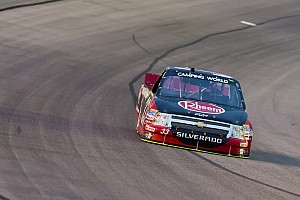 NASCAR Truck Race report Gale driver his ESR Chevrolet to a seventh place finish at Phoenix