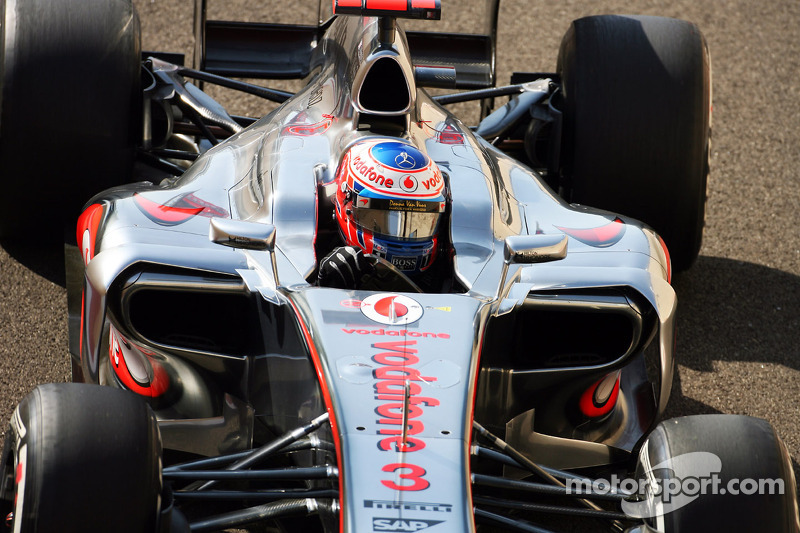 Hamilton and Button head to Austin determined to pick up the baton