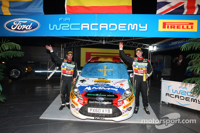 M-Sport Academy teams end season on a high note in Spain