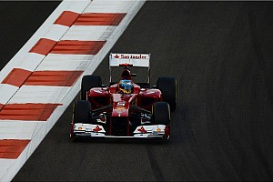 Formula 1 Breaking news Bianchi tests Ferrari improvements for Alonso