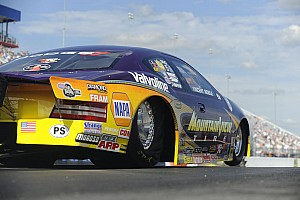 NHRA Race report Nobile closes out 2012 on a high note at Pomona finale