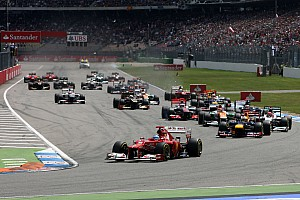 Formula 1 Breaking news 2013 Hockenheim race 'problematic' - mayor Gummer