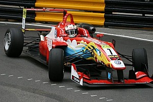 F3 Qualifying report Felix da Costa on provisional pole for Macau Grand Prix
