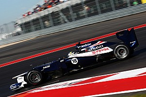 Formula 1 Qualifying report Maldonado qualified 10th and Senna 11th for US Grand Prix