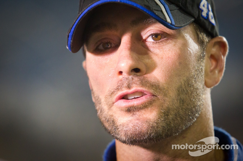 Johnson has nothing to lose Sunday in Homestead 400