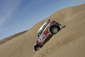 After the desert, long live the dunes!