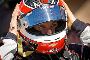 Power focuses on 2013 at Fontana Chevrolet test