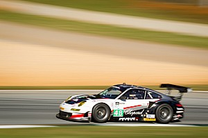 Paul Miller Racing latest Michelin technical partner for 2013 GT Season