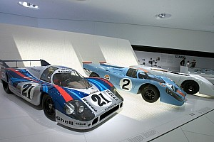 Le Mans Breaking news Porsche LMP1: the comeback year has started