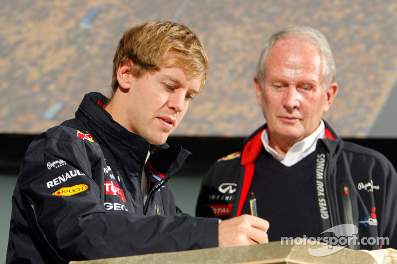 Vettel will not forget Ferrari's behaviour - Marko