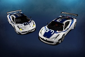 European Le Mans Breaking news RAM Racing:  A new name in GT racing