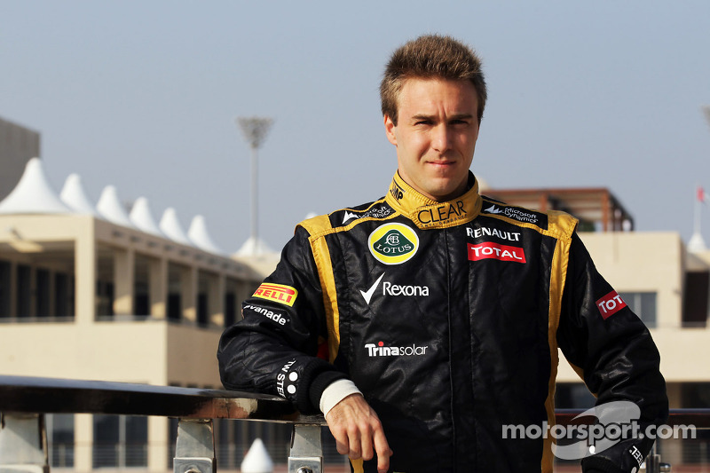 Valsecchi hoping to be Lotus reserve