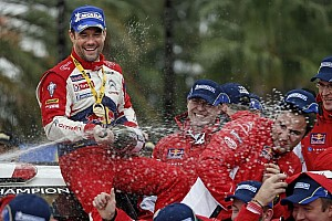 WRC Special feature Top moments of 2012, #1: Sébastien Loeb's 9th consecutive championship