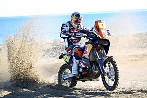 Dakar Preview Lima warms up