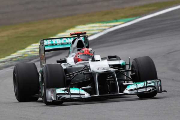 Money 'a factor' in Mercedes' failure - Schumacher
