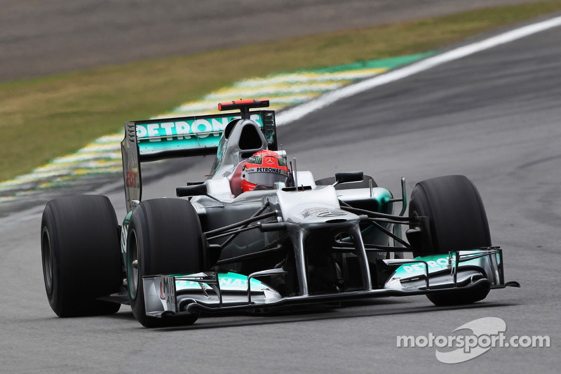 Money 'a factor' in Mercedes' failure - Schumacher