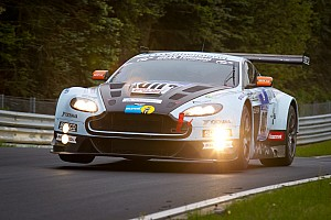 Endurance Preview Craft Racing AMR flies Flag for Asia at the 24 Hours of Dubai