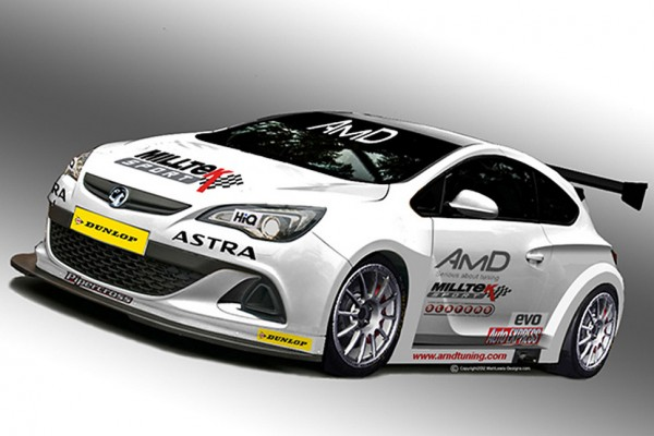 Hollamby plans switching to NGTC Astra after start of 2013 season