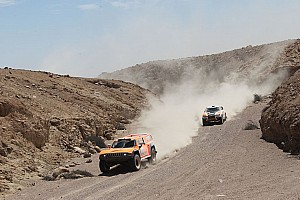 Dakar Stage report SPEED Energy's Gordon takes second in a tough stage 5