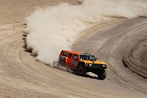 Dakar Stage report SPEED Energy's Gordon claims solid third in long stage 6