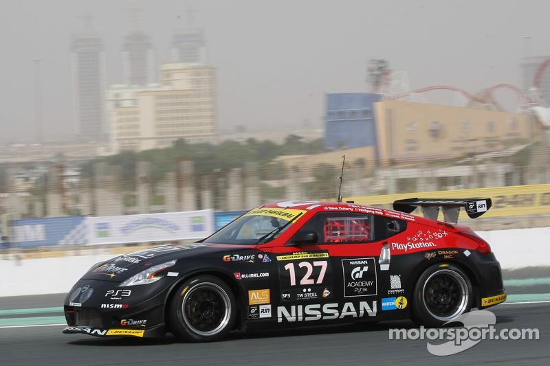 Strong Dubai 24 debut for GT Academy graduates