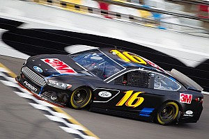 NASCAR Sprint Cup Testing report Biffle posts fastest single-car lap in Daytona testing