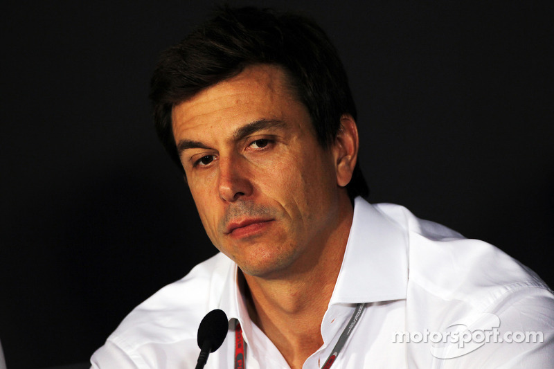 Wolff unlikely to remain driver manager
