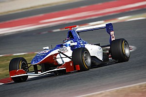 Trident signs Emanuele Zonzini for 2013 GP3 Series