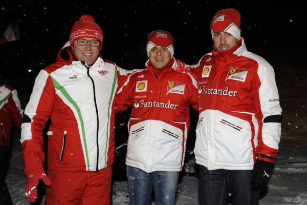 "Wrooom 2013 – Massa: ""With Fernando we work as a team"""