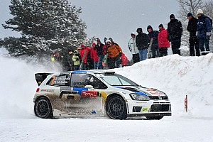 Rallye Mote Carlo: Novikov, Latvala and Hanninen crash out on stages 14 and 15