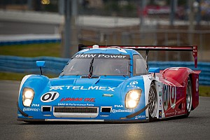 Grand-Am Preview Kimball hopes for clean, smart Daytona 24H debut