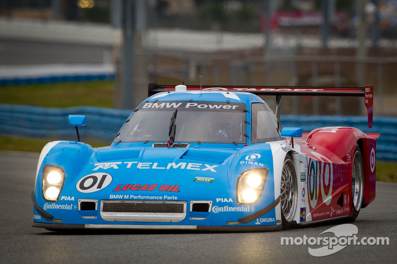Kimball hopes for clean, smart Daytona 24H debut