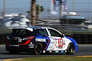 Buford, Ellis take pole positions for SCC Daytona opener