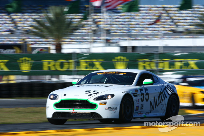Buford, Ellis take pole positions for SCC Daytona opener