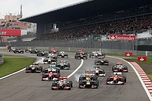 Nürburgring to host 2013 German GP