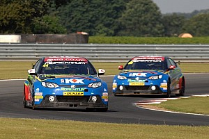 BTCC Breaking news Tordoff to join mentor Plato at Triple 8 MG team